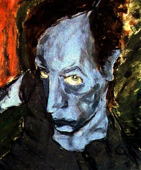Davd Bowie Portrait-of-j-o-by-david-bowie