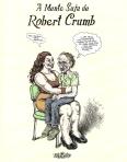 A Mente Suja de Robert Crumb_capa