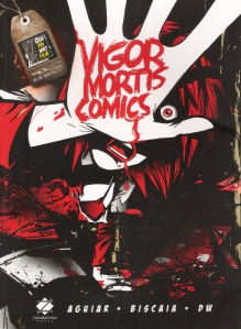 Vigor Mortis Comics