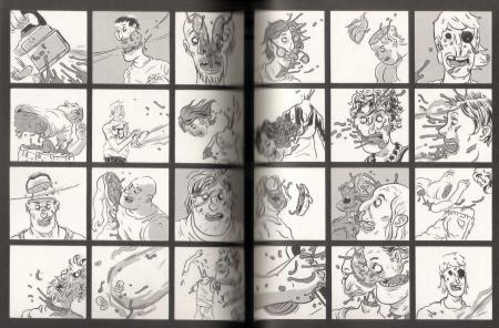 Parafusos Zumbis e Monstros do Espaço2