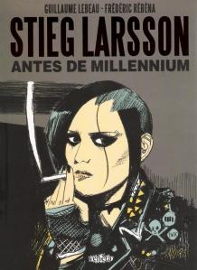 Stieg Larsson antes de Millennium