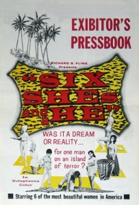 six shes and a he pressbook