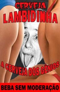 Cerveja Lambidinha_poster copy