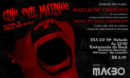 evil-matinee