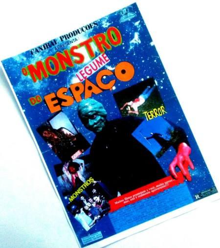 1995- O Monstro Legume do Espaço
