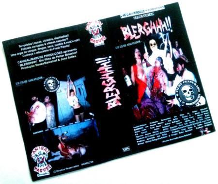 VHS- Blerghhh (1996)