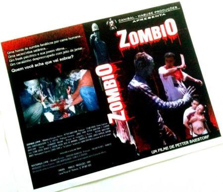 VHS- Zombio (1999)